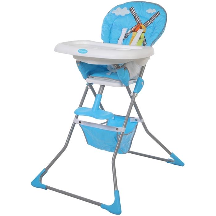 Стульчик для кормления Baby Care Tea Time Синий<br>