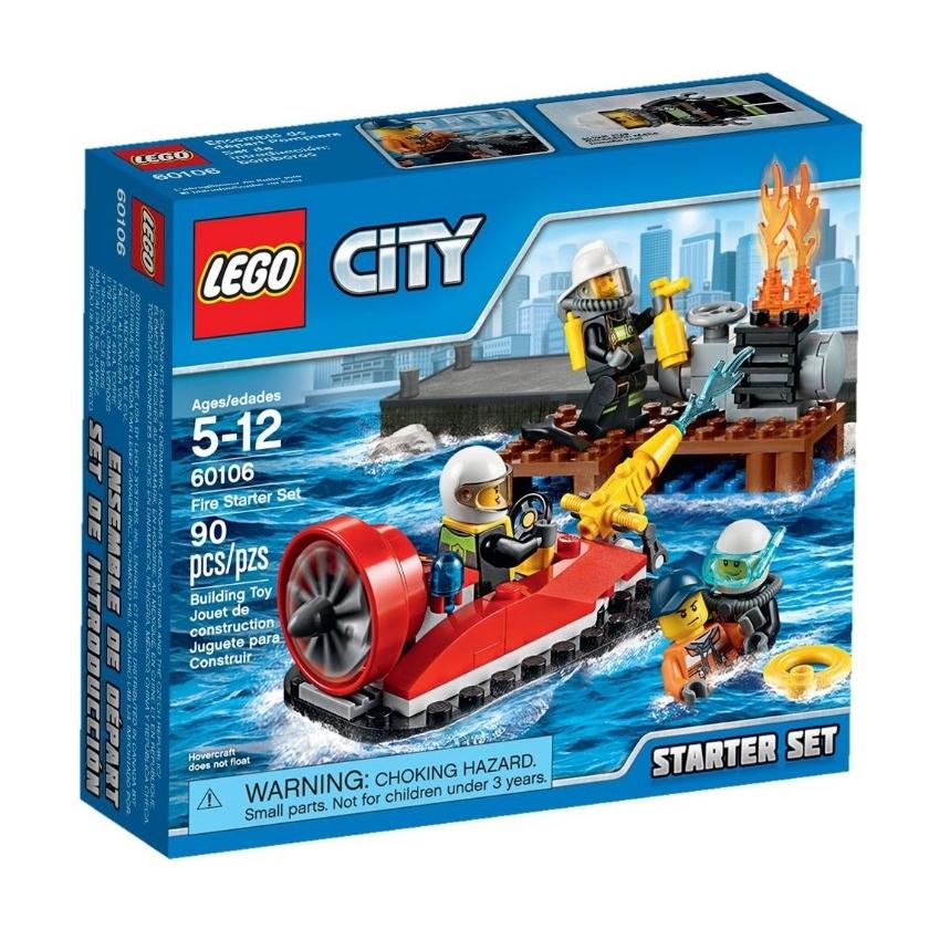 ����������� LEGO City 60106 ����� ��� ����������: �������� ������