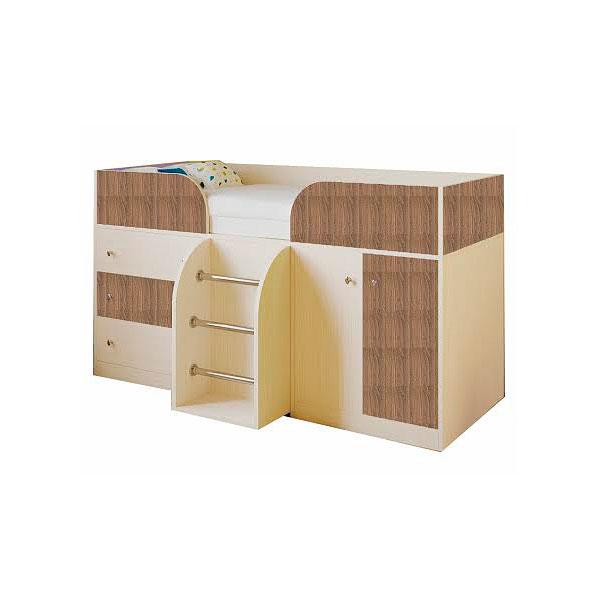 Набор мебели РВ-Мебель Астра 5 Дуб молочный/Дуб шамони<br>