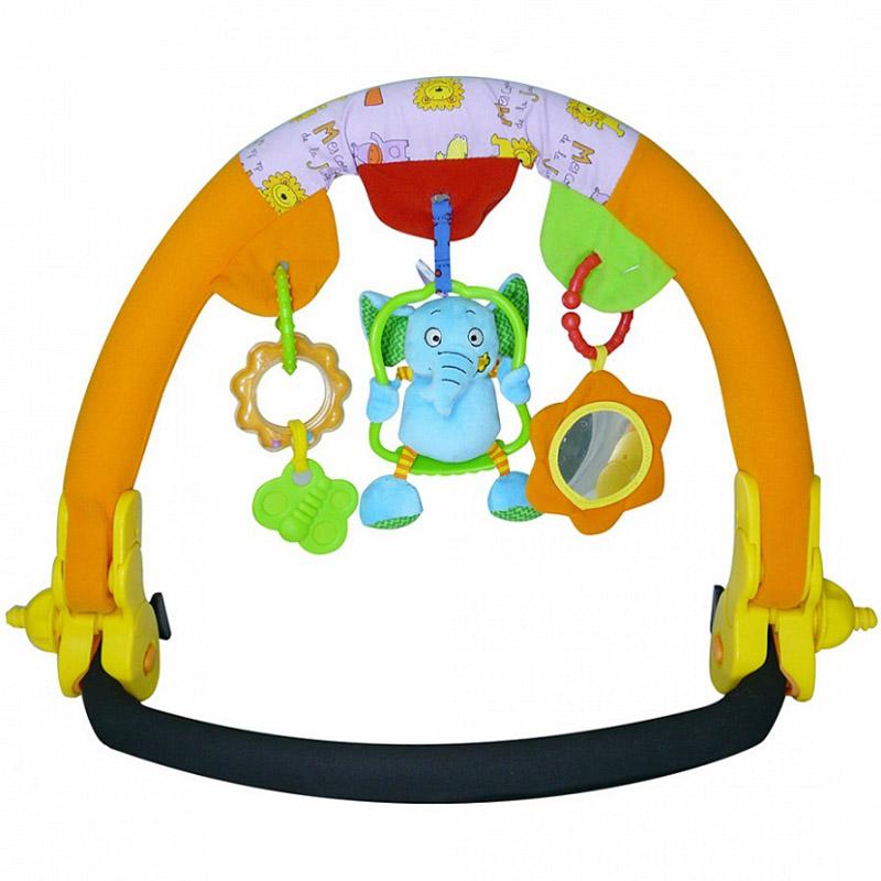 Дуга на коляску Biba Toys Джунгли<br>