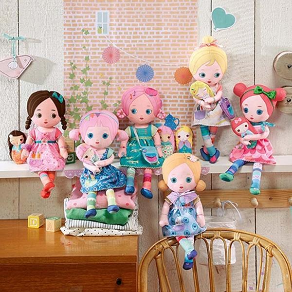 Кукла Zapf Creation Mooshka 32 см в коробке (В ассортименте)<br>