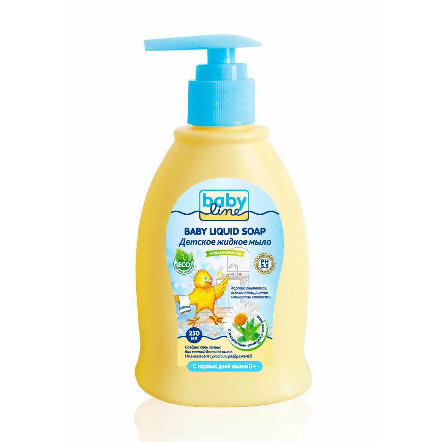 Жидкое мыло BabyLine Nature 250 мл<br>