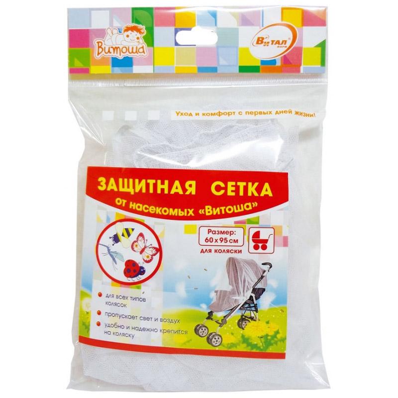 Защитная сетка от насекомых Витоша Комплект для кроватки и коляски<br>