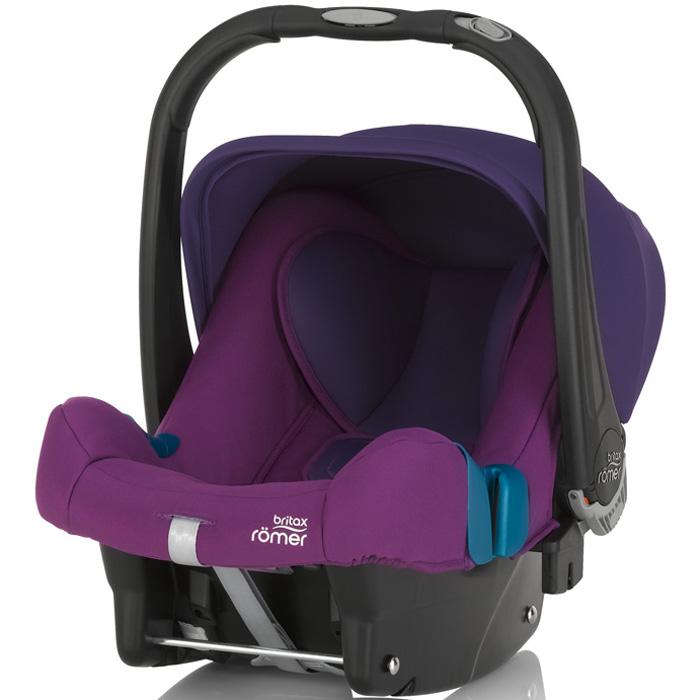 Автокресло Britax Romer Baby-Safe Plus SHR II Mineral Purple Trendline<br>
