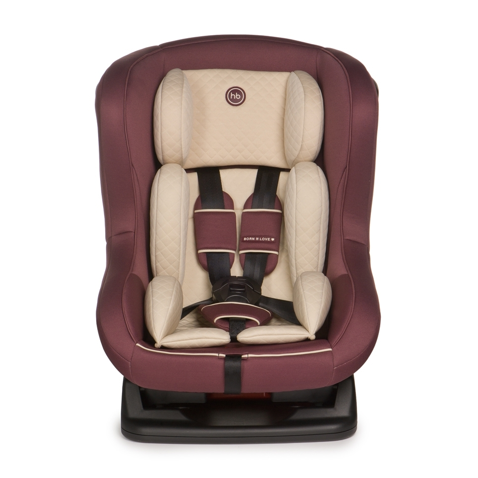 Автокресло Happy Baby PASSENGER Bordo<br>