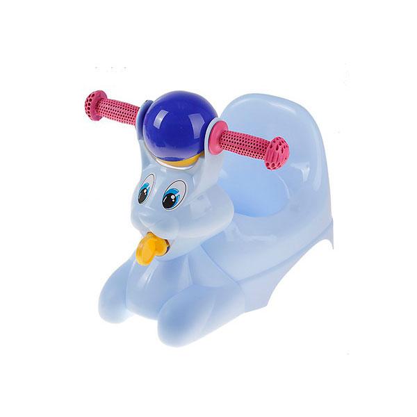 Горшок-игрушка Little Angel Зайчик (голубой)<br>