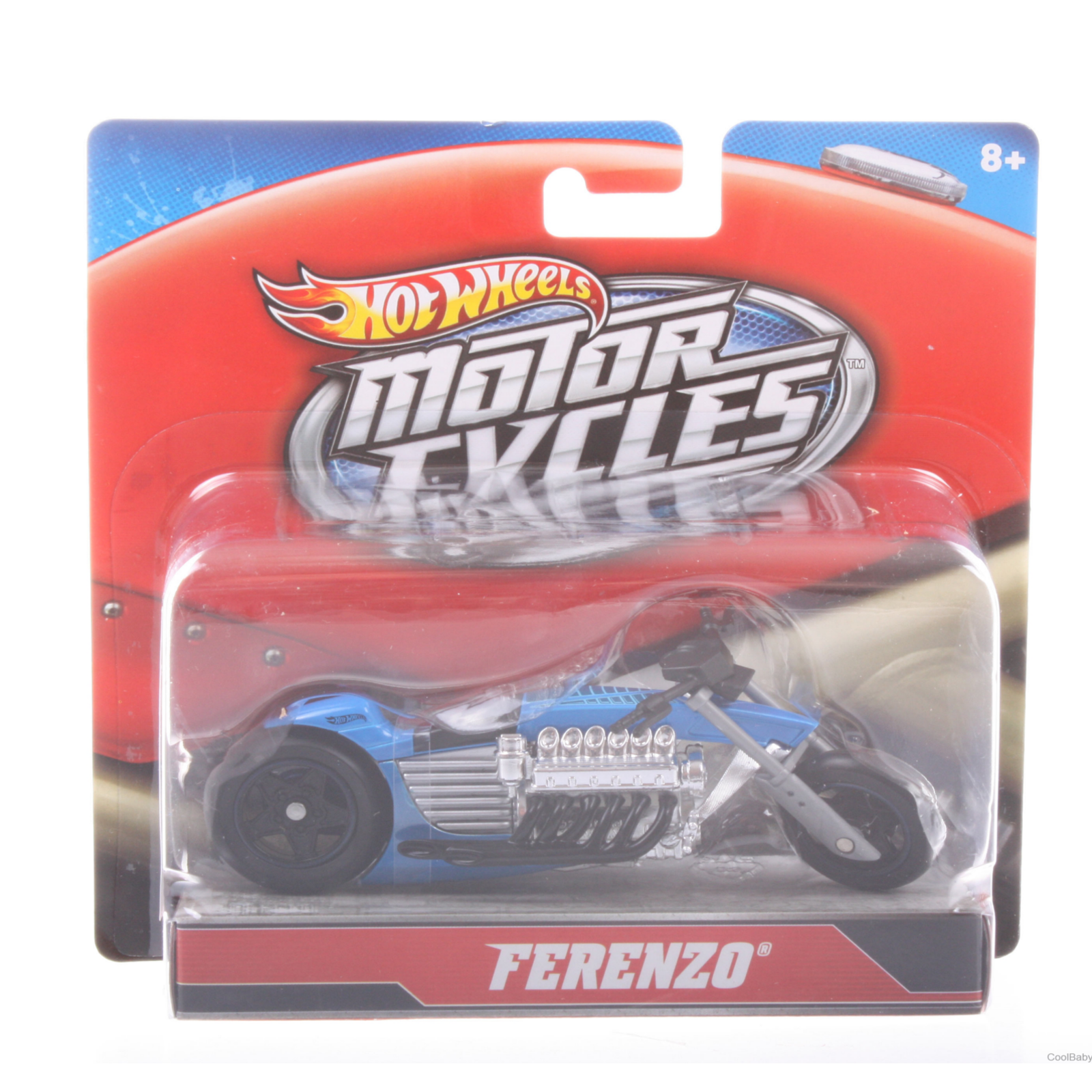 ��������� Hot Wheels Ferenzo