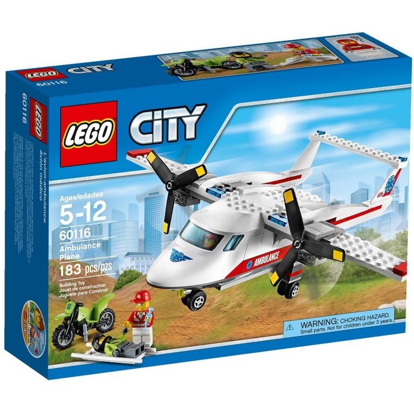 ����������� LEGO City 60116 ������� ������ ������