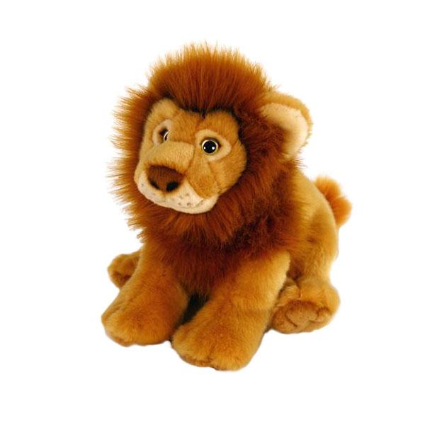 Мягкая игрушка Keel Toys Лев 33 см<br>