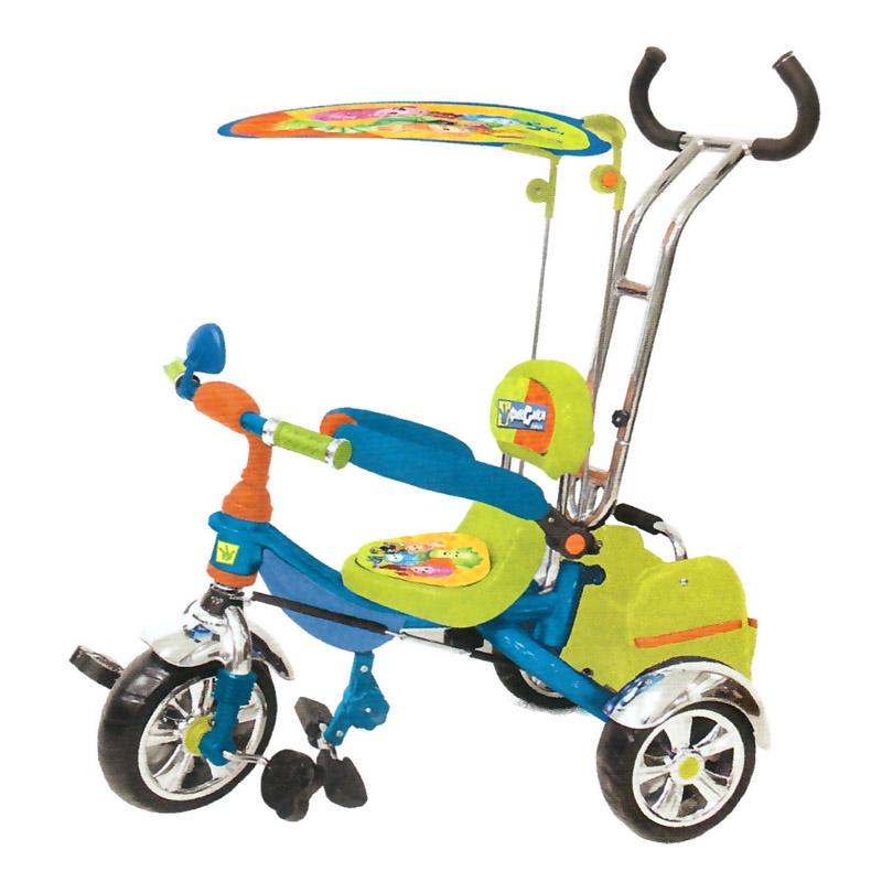 Велосипед Фиксики Синий с зеленым<br>