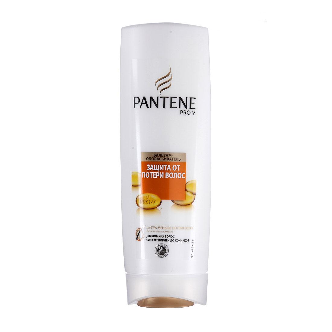 Бальзам-ополаскиватель Pantene Защита от потери волос 400мл<br>