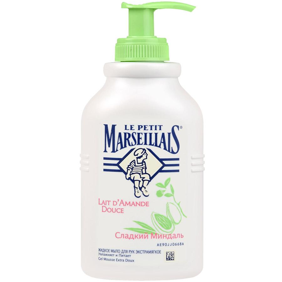 Жидкое мыло Le Petit Marseillais для рук 300мл Сладкий Миндаль<br>