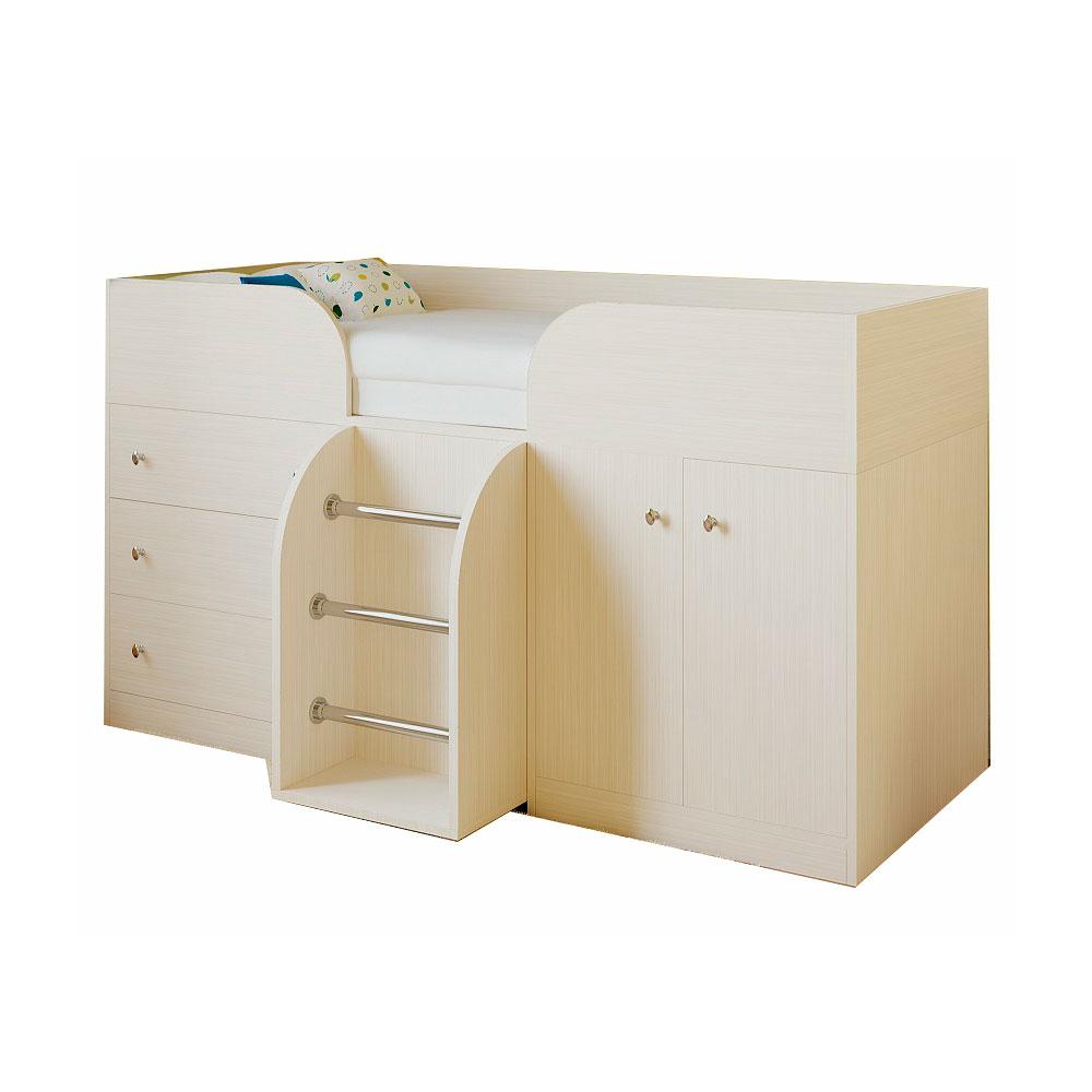 Набор мебели РВ-Мебель Астра 5 Дуб молочный<br>