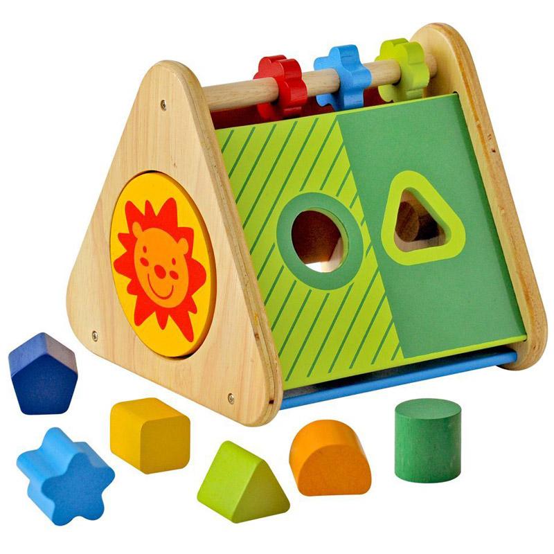 Развивающая игрушка I`m Toy Треугольник<br>