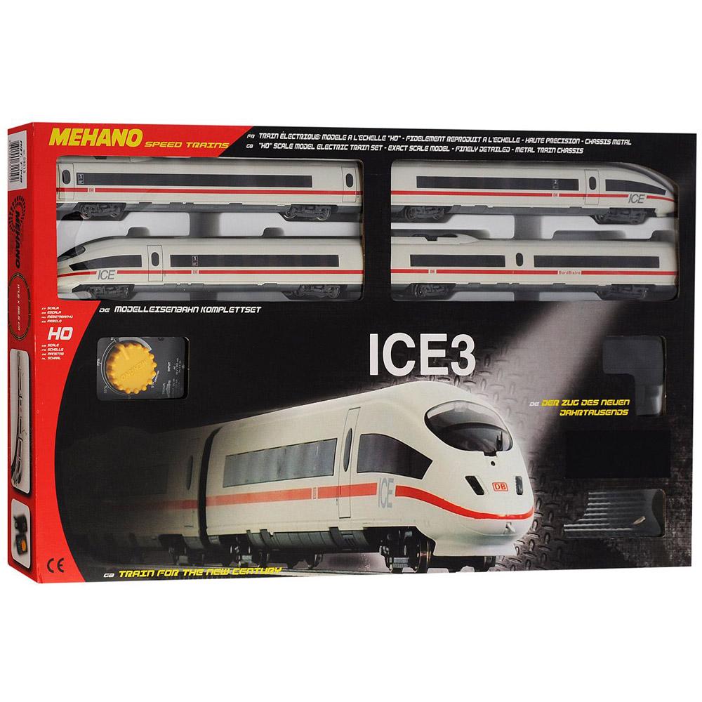 Железная дорога Mehano ICE 3 (Сапсан)<br>