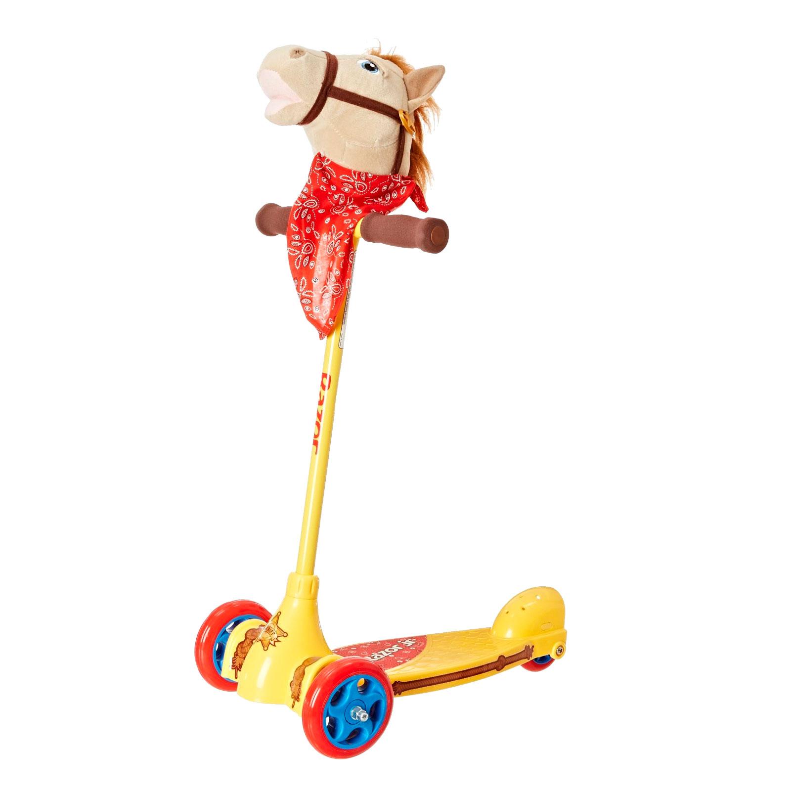 Самокат и игрушка для детей 2 в 1 Razor Kuties Cowboy<br>