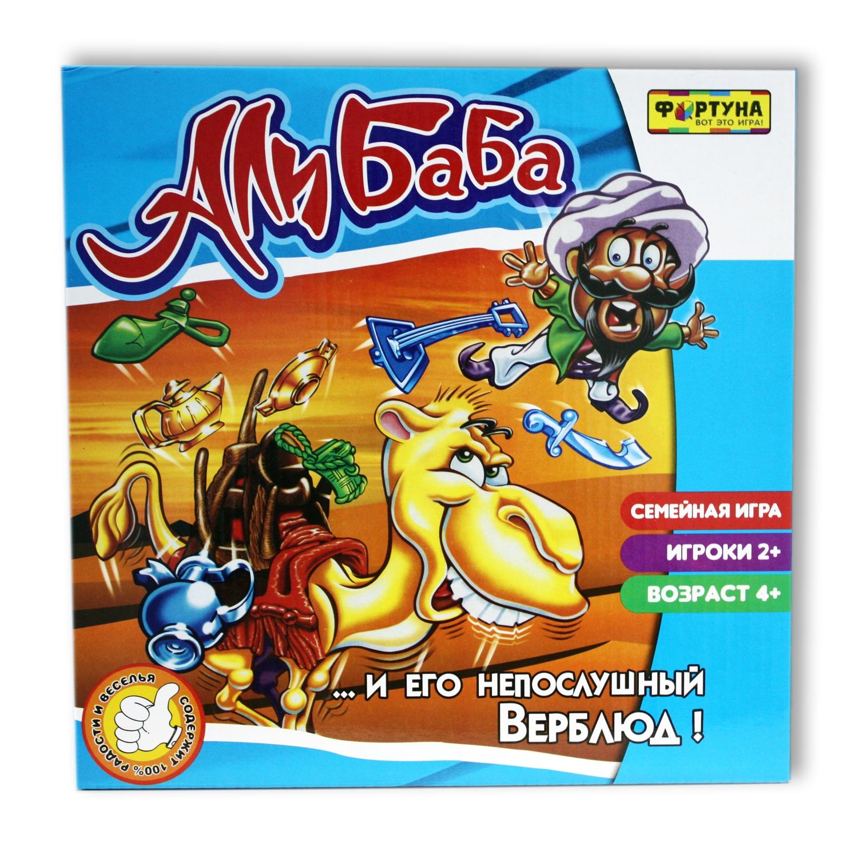 Настольная игра Фортуна Али Баба и Непослушный верблюд<br>
