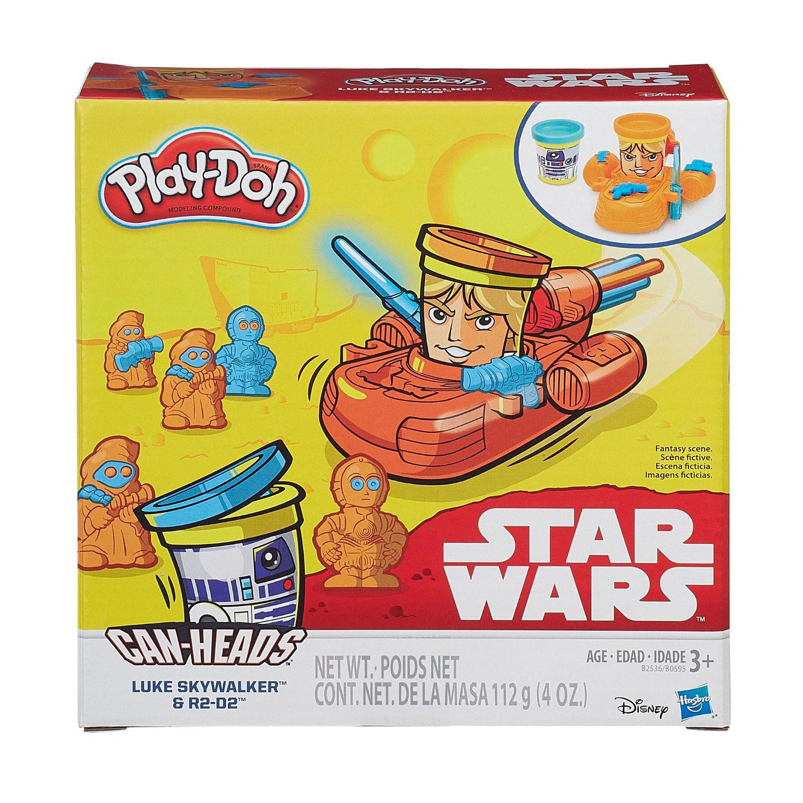 Игровой набор Play-Doh Герои Звездные войны<br>