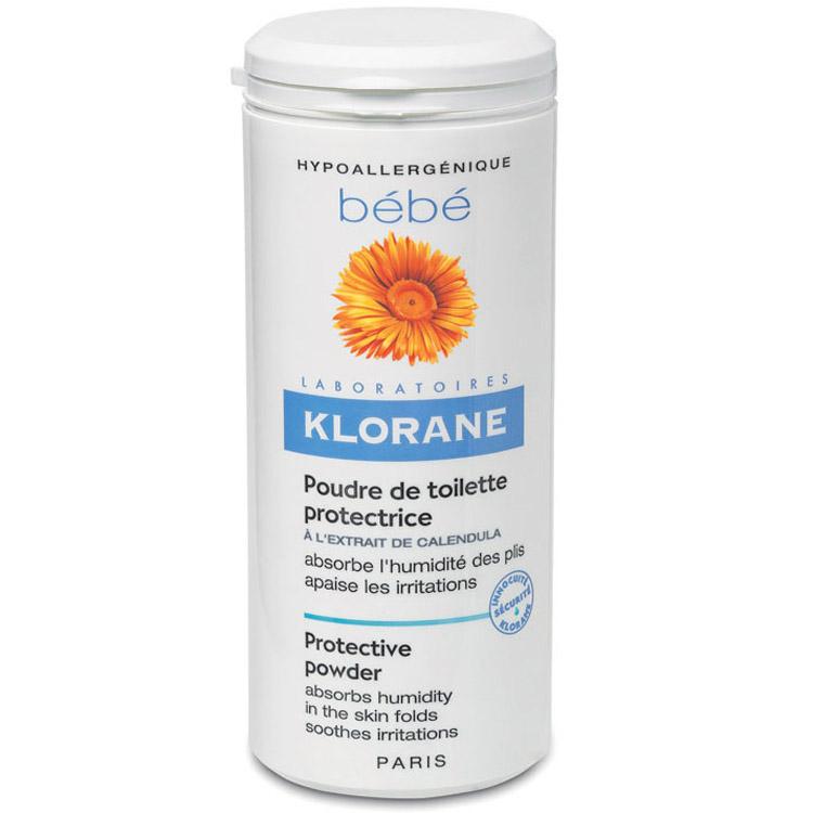 Присыпка Klorane Bebe защитная 100 гр<br>