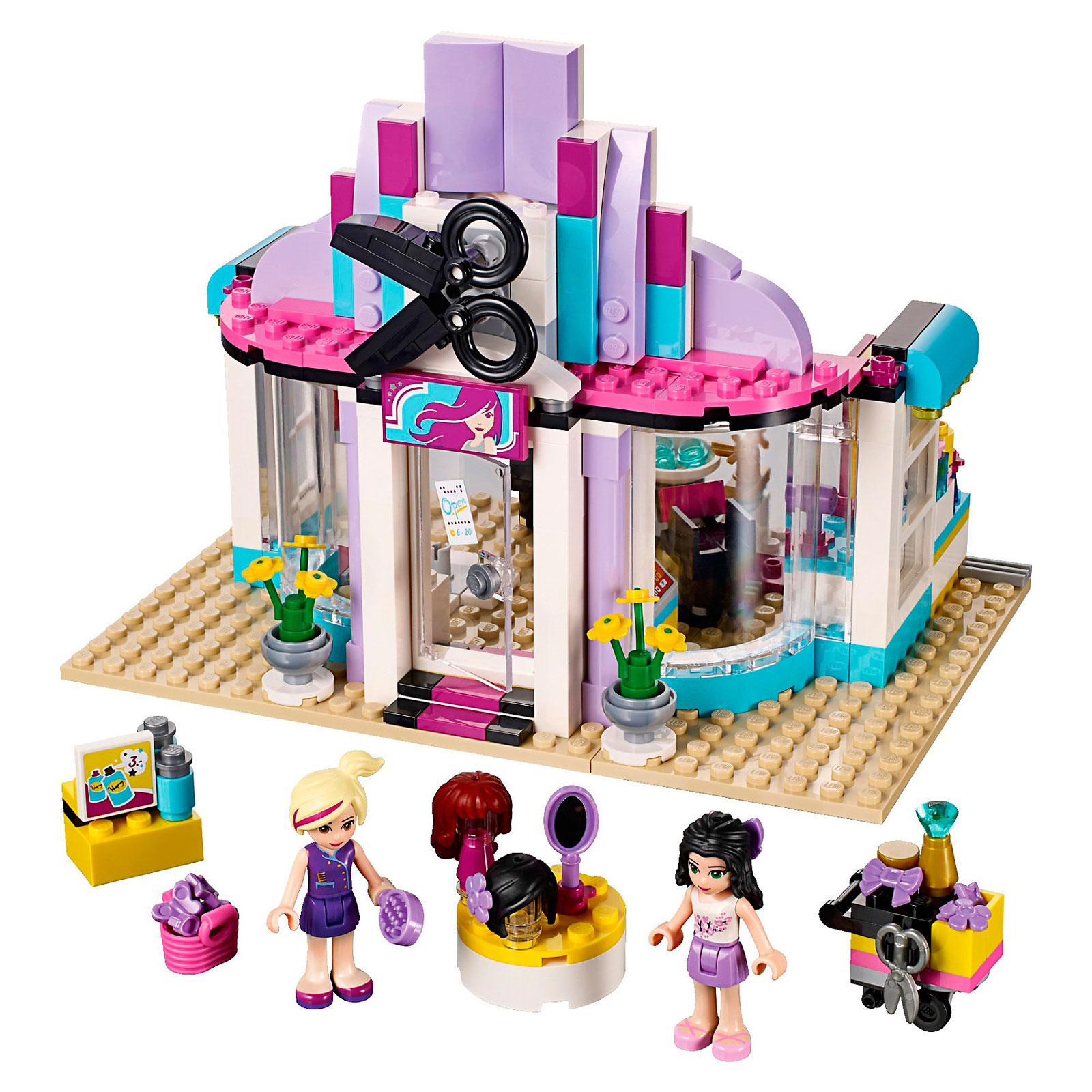 Конструктор LEGO Friends 41093 Парикмахерская<br>