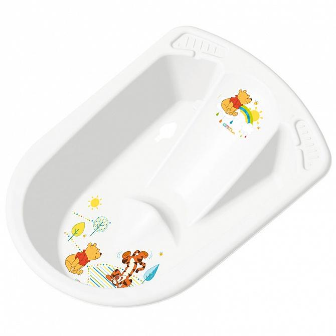 Ванна анатомическая ОКТ Disney Винни Пух цвет - белый<br>