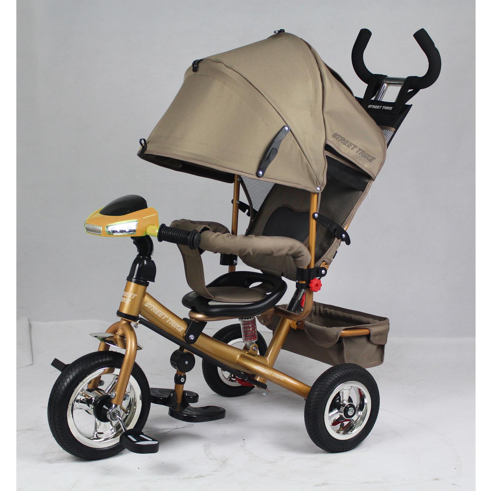 Велосипед Street Trike А03Е Коричневый<br>