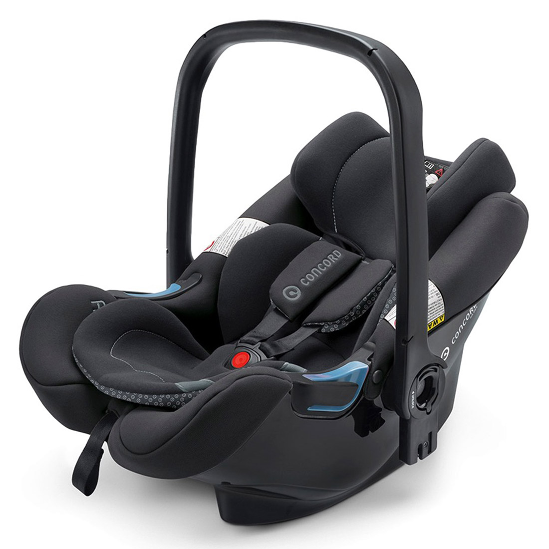 ���������� Concord Air Safe + Clip Raven Black