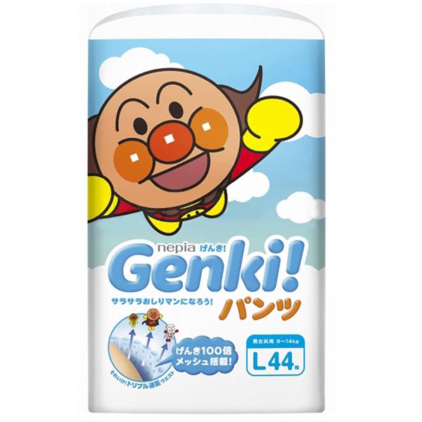 ������� Genki 9-14 �� (44 ��) ������ L