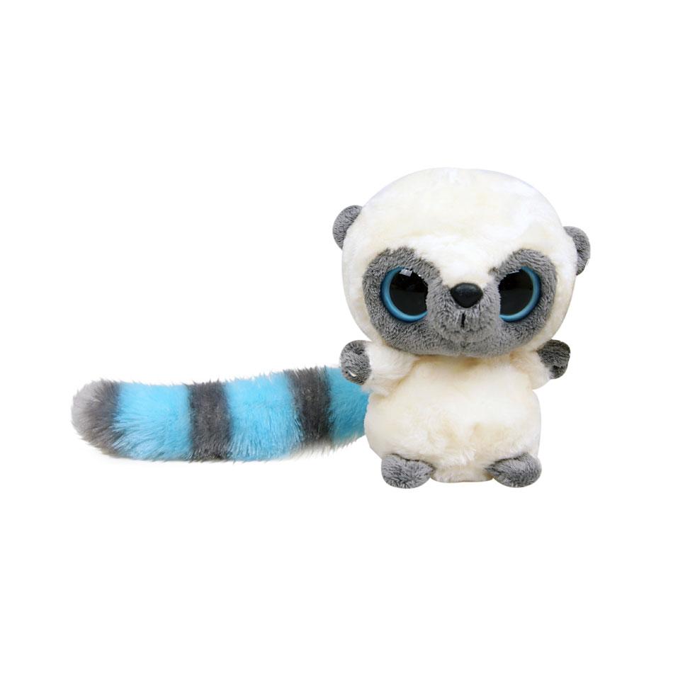 Мягкая игрушка AURORA Юху и друзья Юху голубой12см<br>