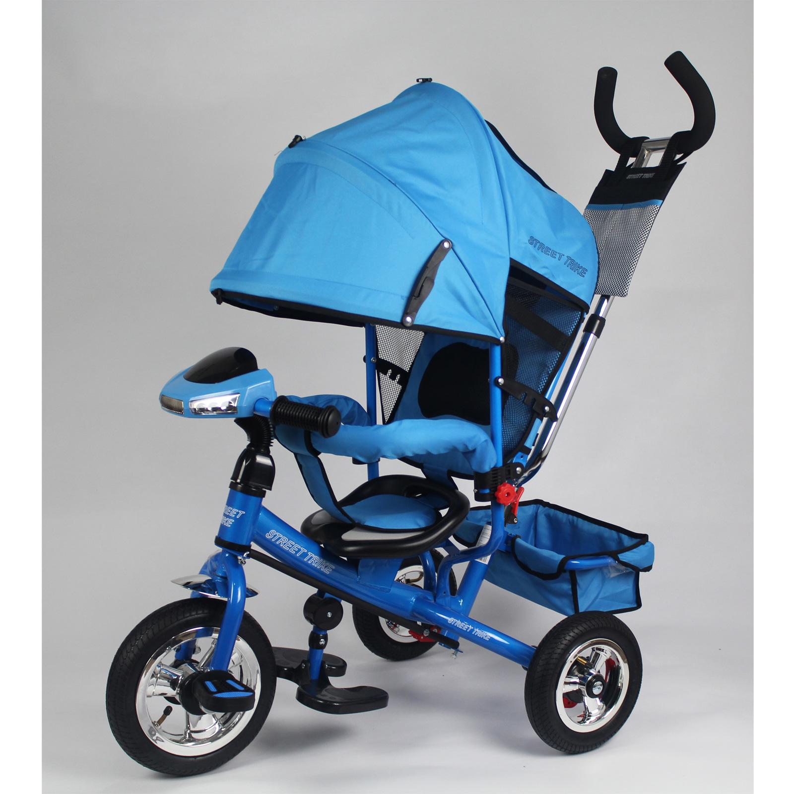 Велосипед Street Trike A22-1А Голубой<br>