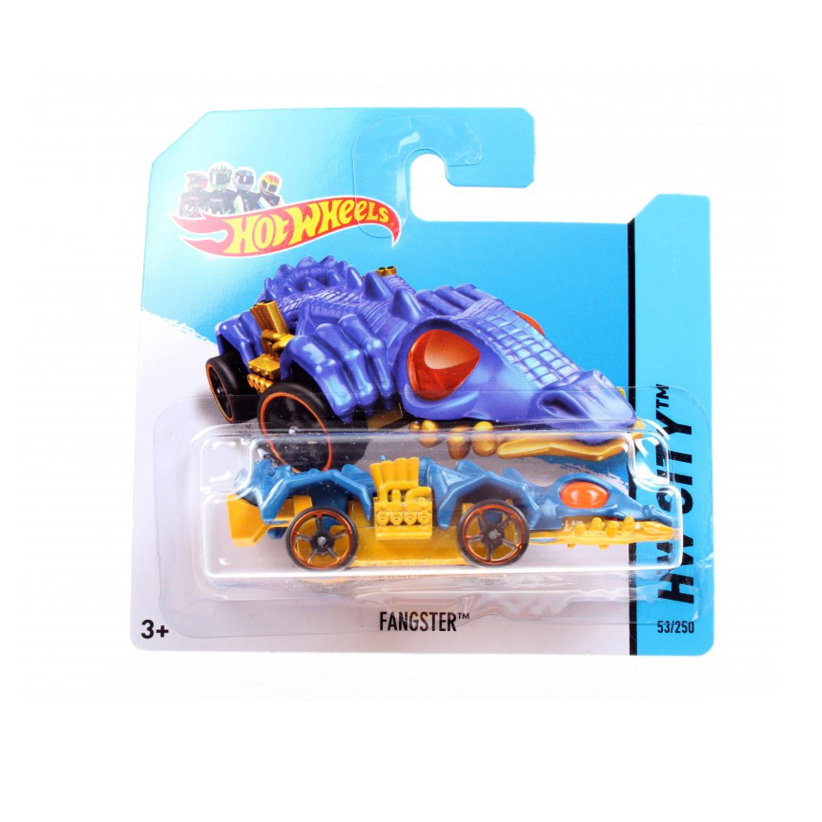 ����������� Hot Wheels ��� ������ Fangster