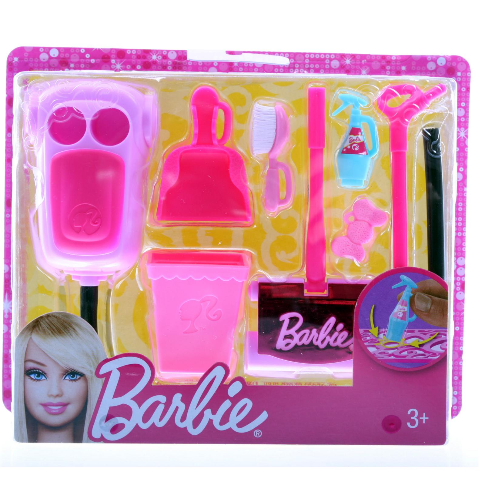 Игровой набор Barbie Мини-набор элементов декора X7934<br>