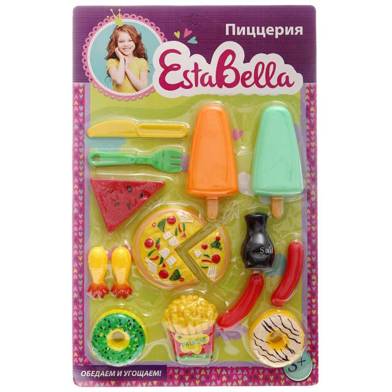 Набор EstaBella Мини-пиццерия с фруктовым мороженым<br>