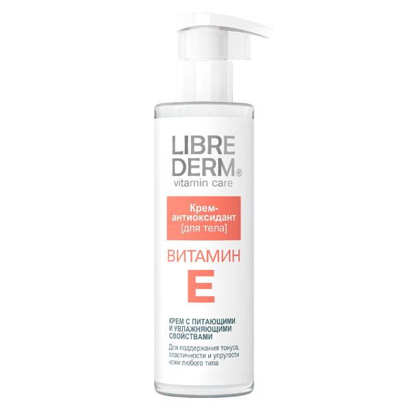 Крем-антиоксидант Librederm Витамин Е для тела 200 мл<br>