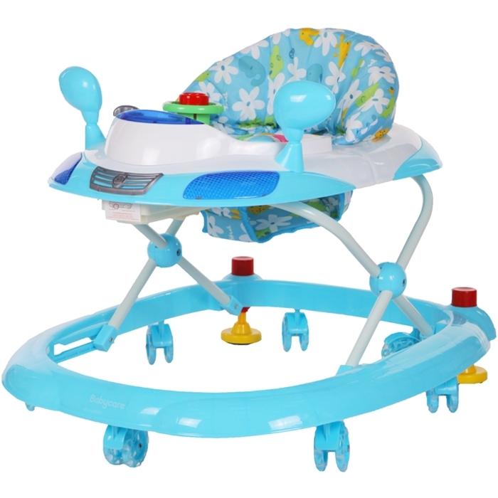 Ходунки Baby Care Prix Светло-синий<br>