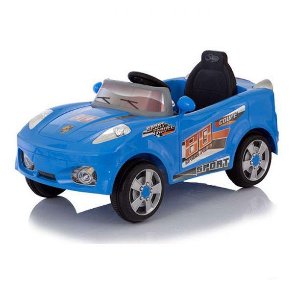Электромобиль Jetem Coupe Синий<br>
