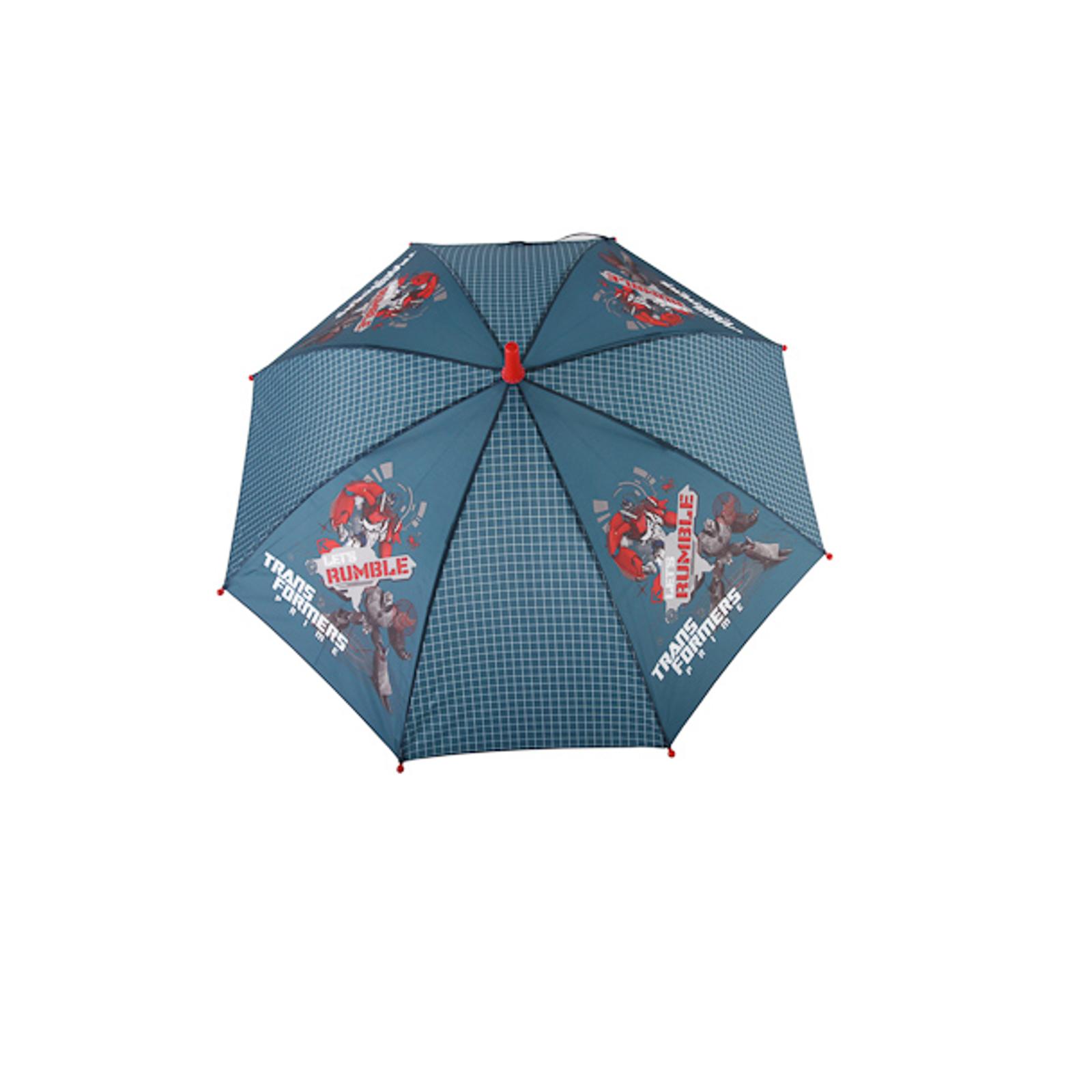 Зонт Transformers с роботом Синий
