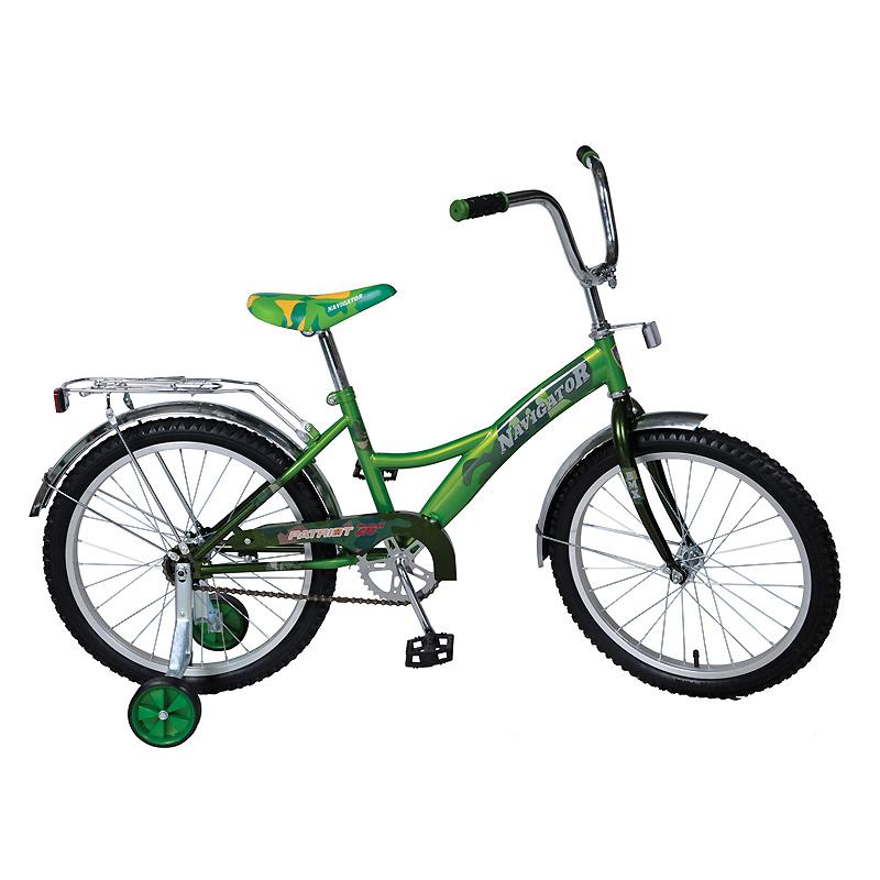 Велосипед Navigator 20 Patriot Хаки<br>