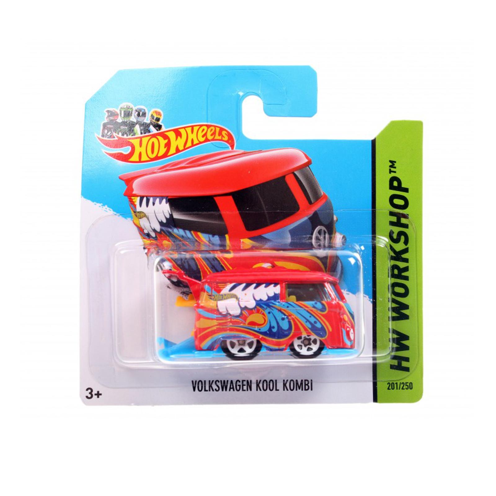 ����������� Hot Wheels ��� ������ Volkswagen Kool Kombi