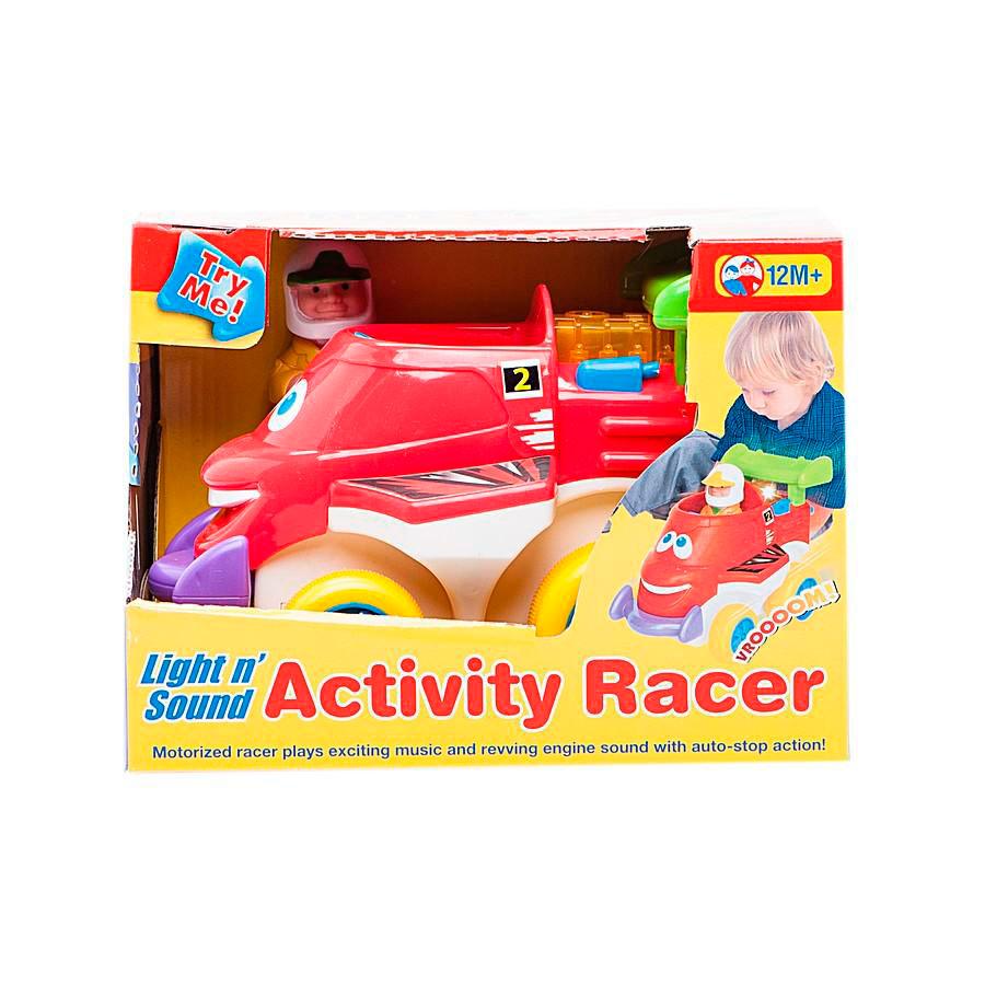Развивающая игрушка Kiddieland Гоночный автомобиль<br>