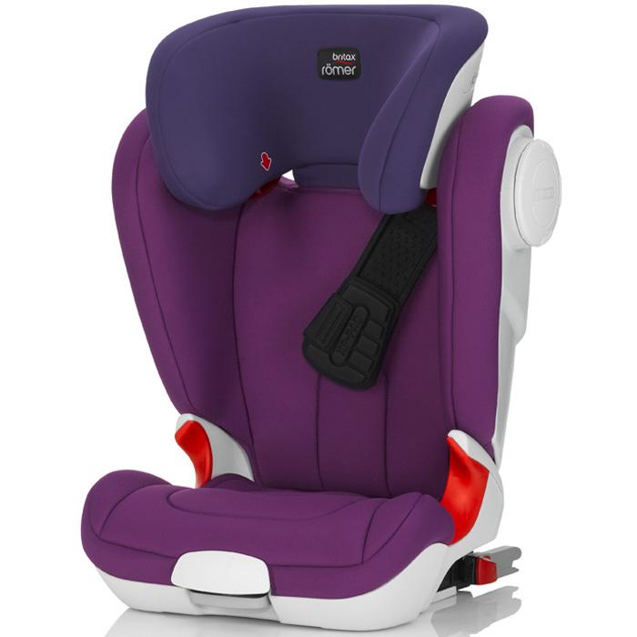 Автокресло Britax Romer Kidfix XP SICT Mineral Purple Trendline<br>