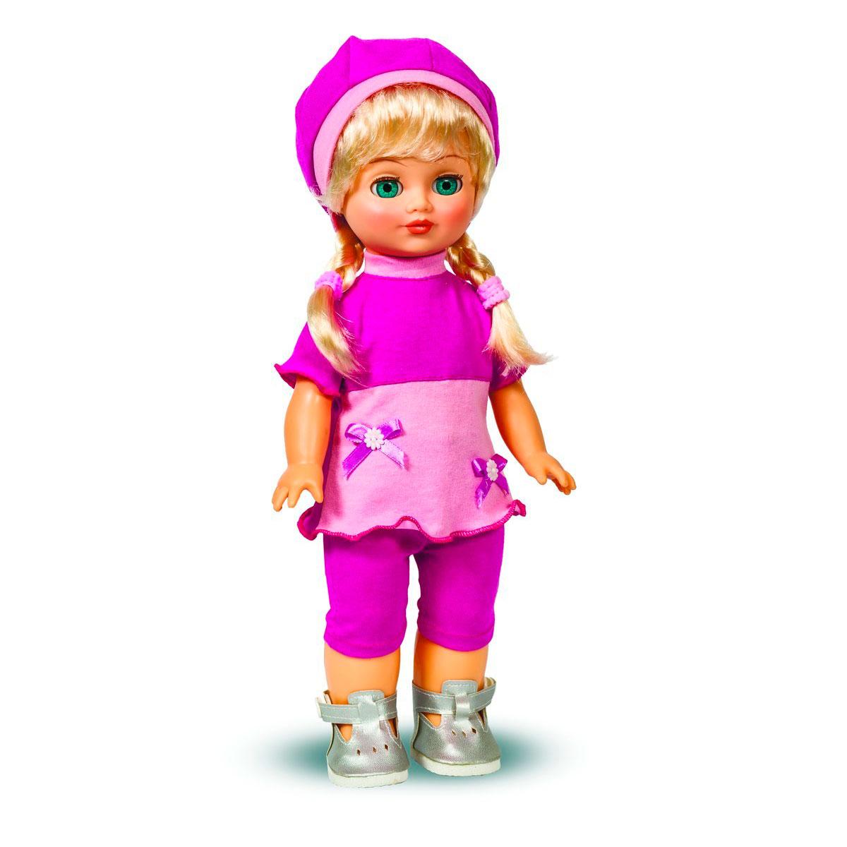 Кукла Весна Лена 10 со звуковым устройством<br>