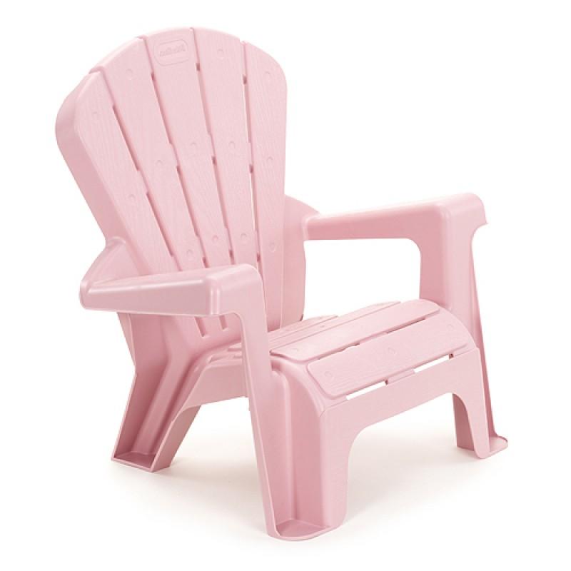 Стульчик садовый Little Tikes розовый<br>