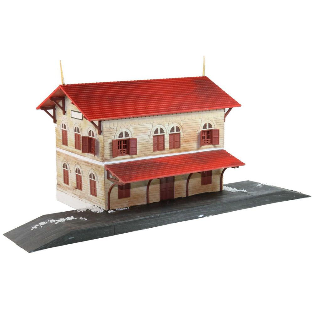 Пассажирский вокзал Mehano 1519<br>