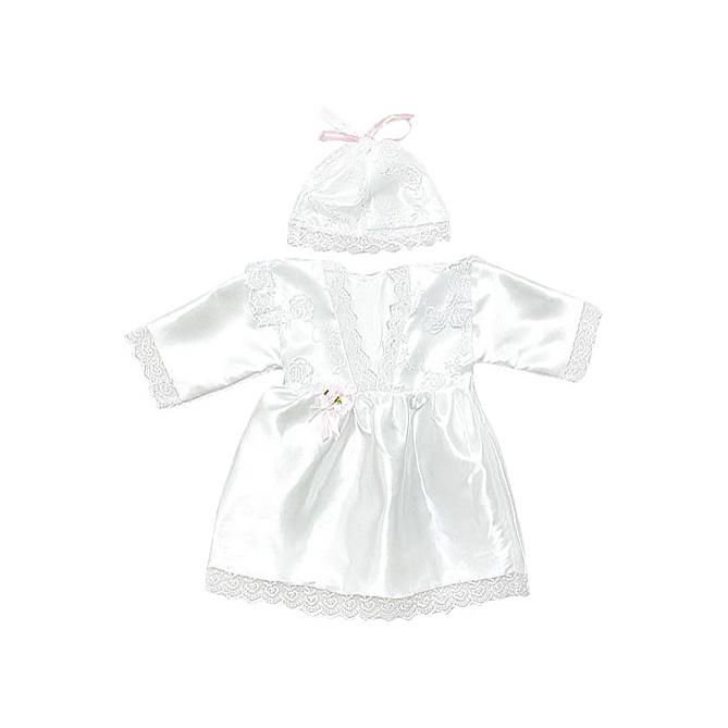 Крестильный набор Арго Для девочки, размер 62-68