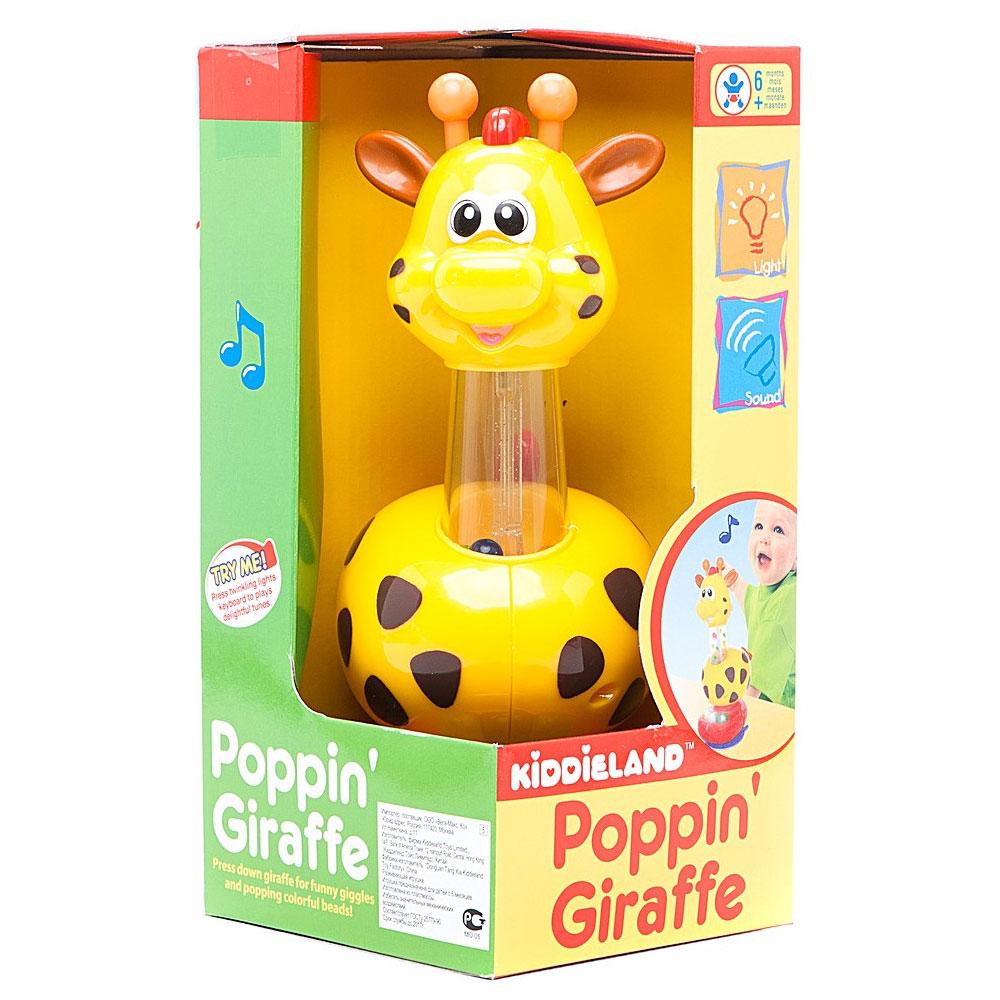 Развивающая игрушка Kiddieland Жираф<br>