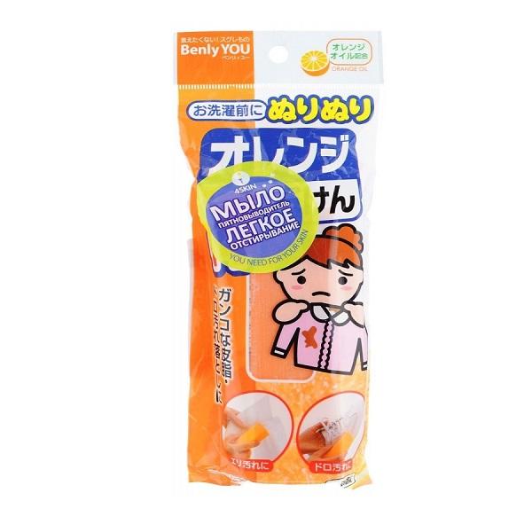 Мыло - пятновыводитель Kokubo от жирных пятен Benly You 110 гр<br>