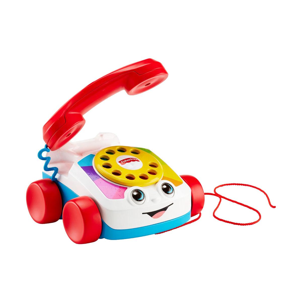 Игрушка Fisher Price Говорящий телефон на колесах<br>