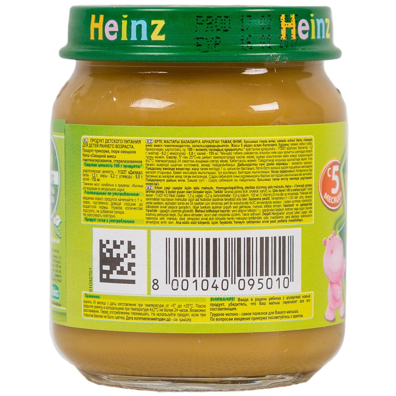 ���� Heinz ������� 120 �� ������� ���� (� 5 ���)