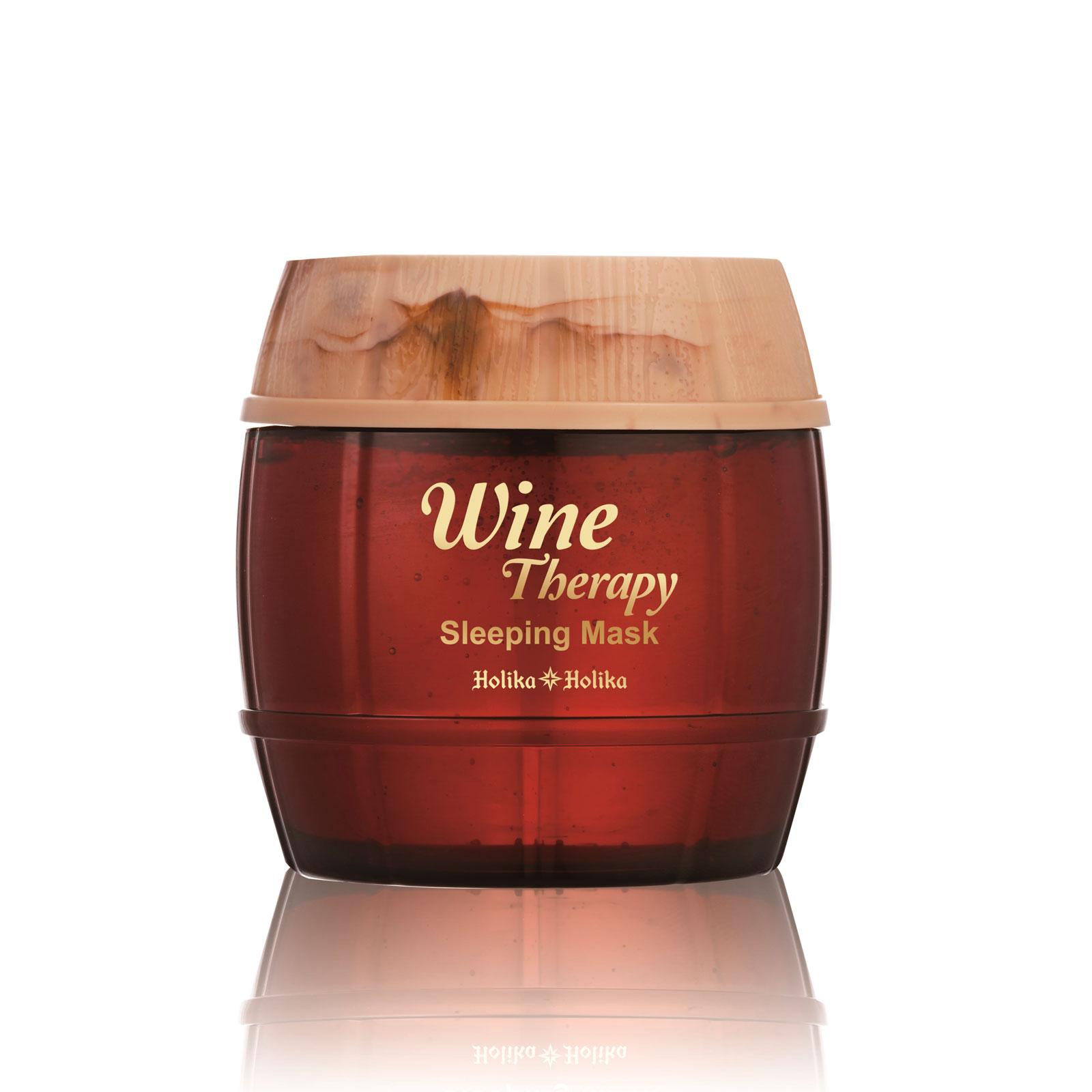 Маска-желе для лица Holika Holika красное вино 120 мл<br>